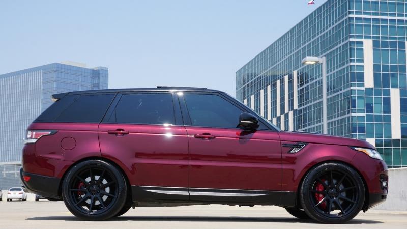 Land Rover Range Rover Sport 2015 price $44,998