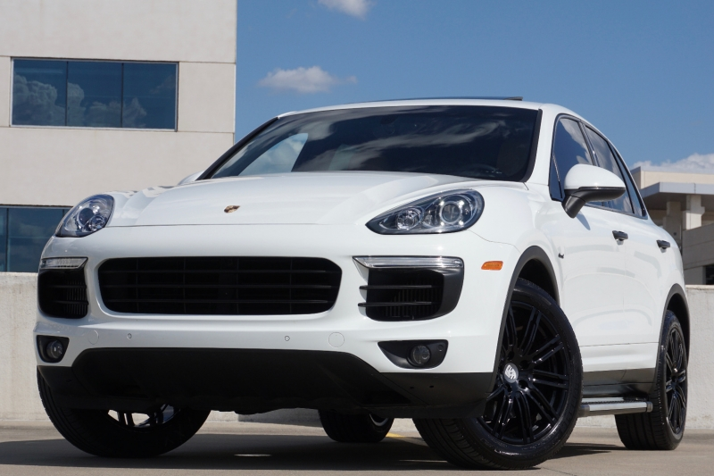 Porsche Cayenne Diesel 2015 price $36,998