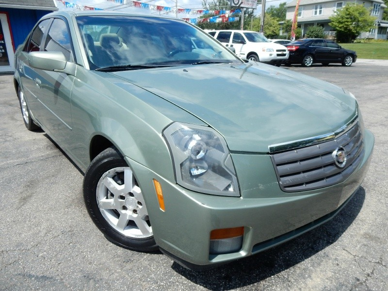 Cadillac CTS 2005 price SOLD
