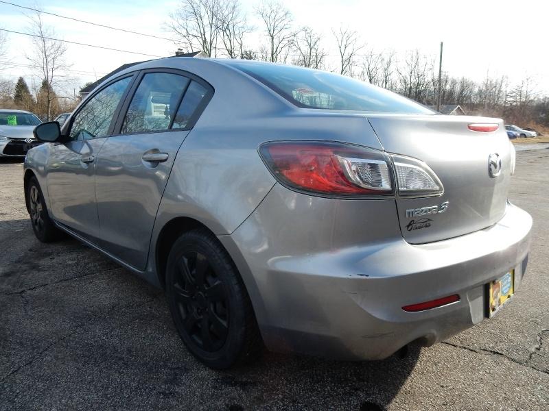 Mazda Mazda3 2012 price $4,400