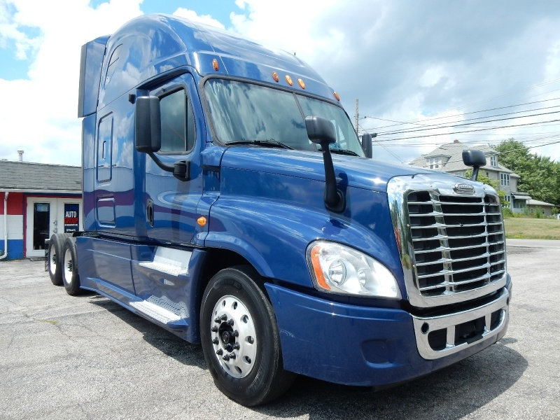 FREIGHTLINER CASCADIA 2013 price $21,995