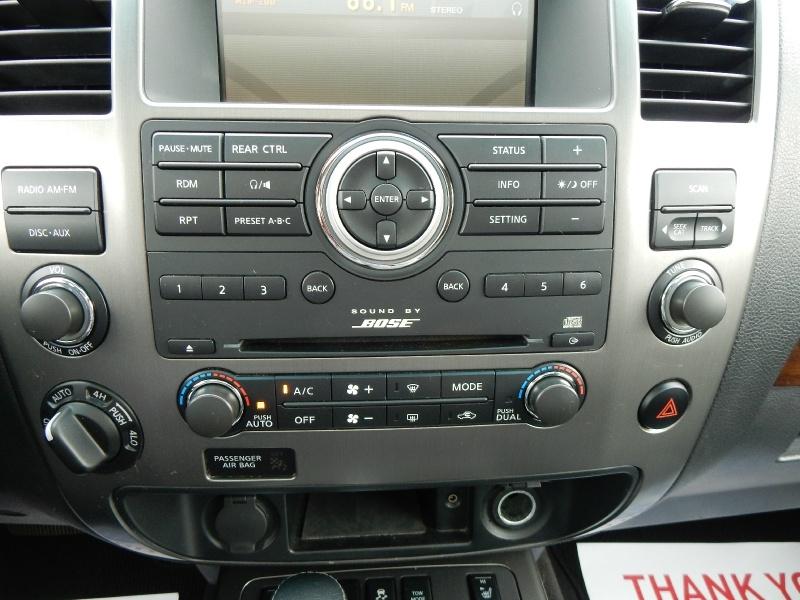 Nissan Armada 2012 price $11,600
