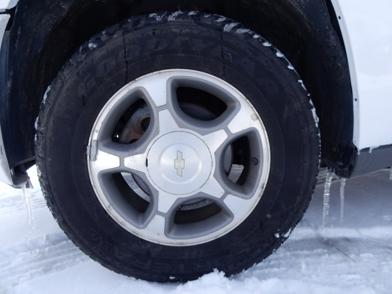 Chevrolet TrailBlazer 2008 price $4,600