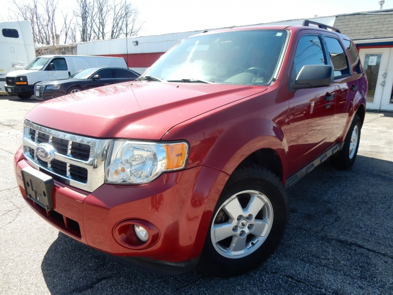 Ford Escape 2011 price SOLD