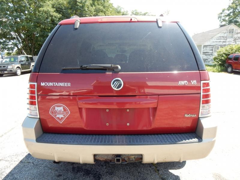 Mercury Mountaineer 2004 price $3,900