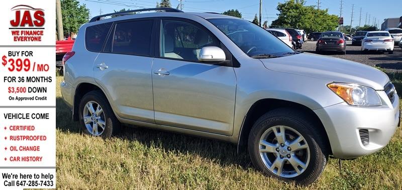 Toyota RAV4 2011 price $11,500