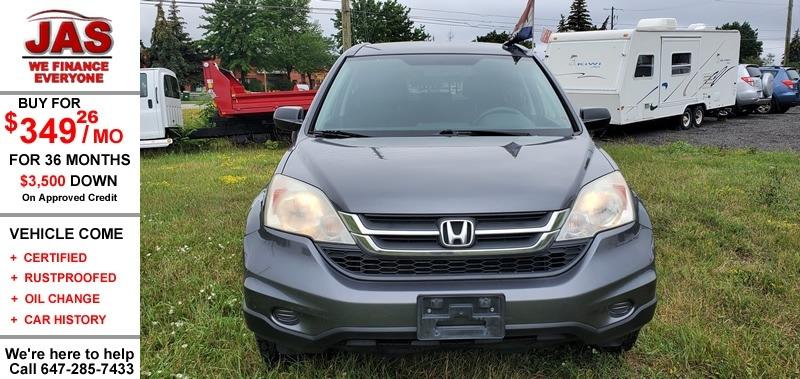 Honda CR-V 2010 price $9,999
