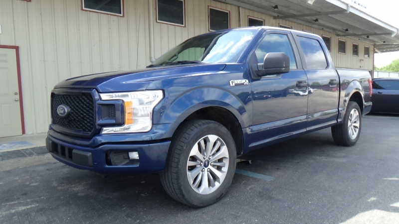 FORD F150 SUPER 2018 price $26,900