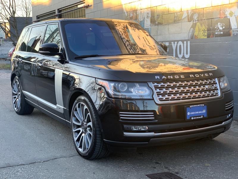 Land Rover Range Rover 2016 price $81,895