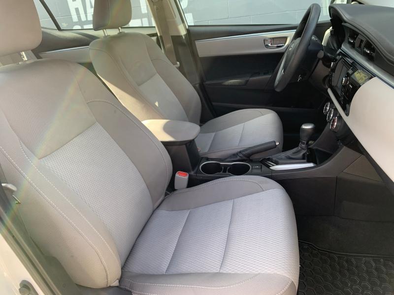 Toyota Corolla 2016 price $14,295