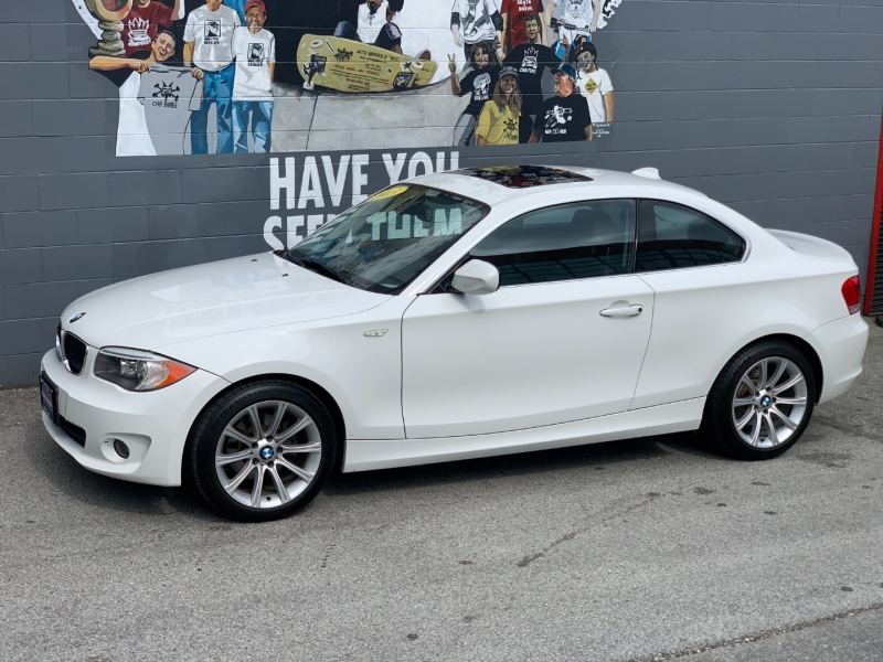 BMW 1-Series 2013 price $16,895