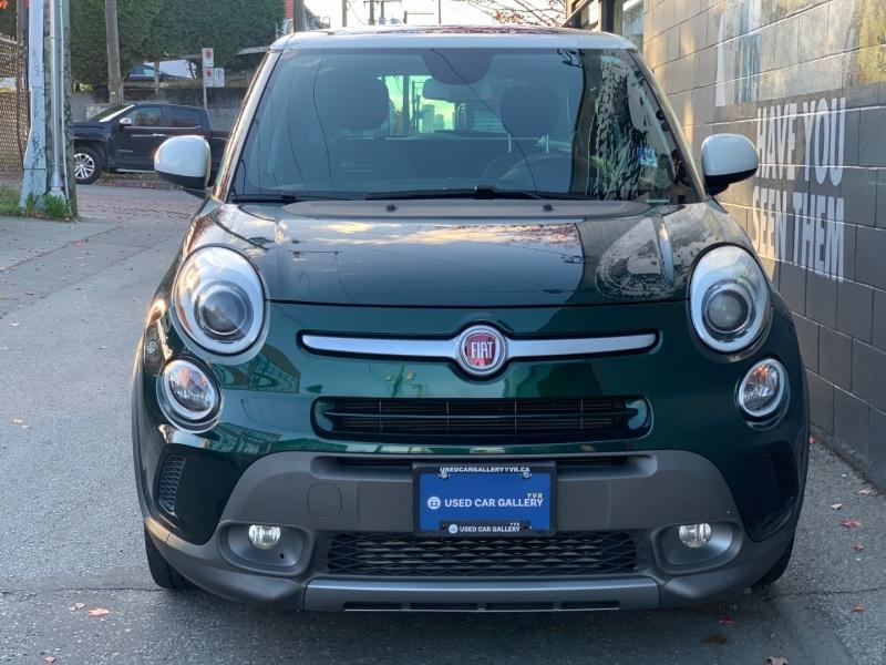 Fiat 500L 2014 price $11,895