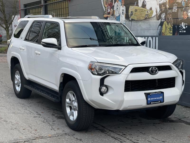 Toyota 4Runner 2018 price $45,895