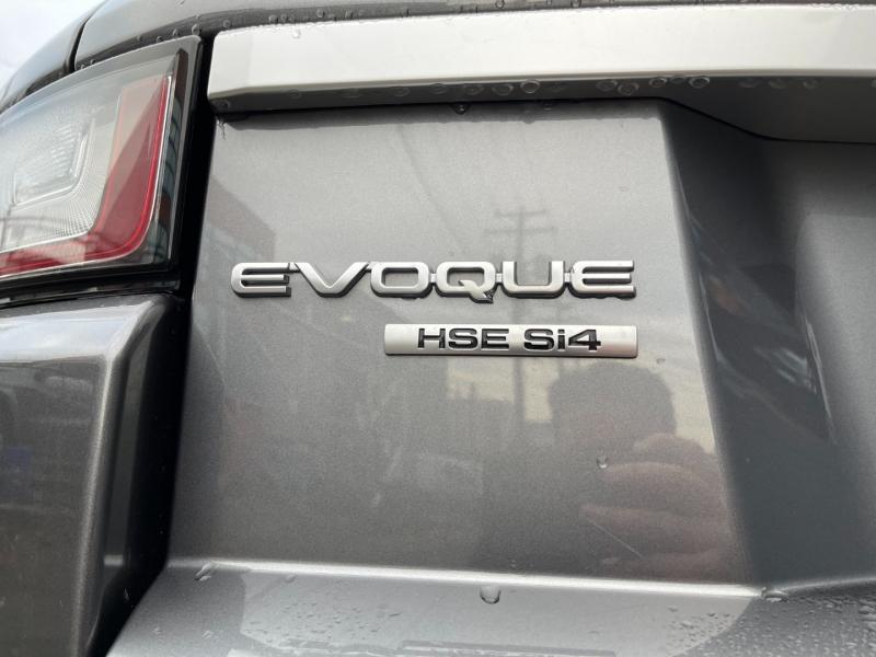 Land Rover Range Rover Evoque 2016 price $34,895