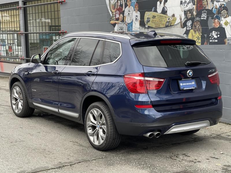 BMW X3 2017 price $33,895