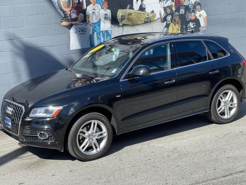 Audi Q5 2017 price $31,895