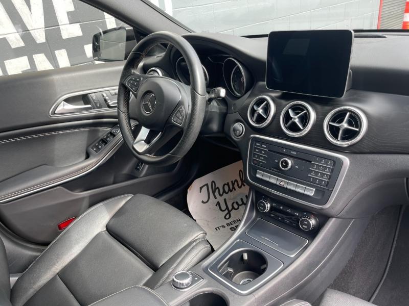 Mercedes-Benz CLA-Class 2018 price $31,895