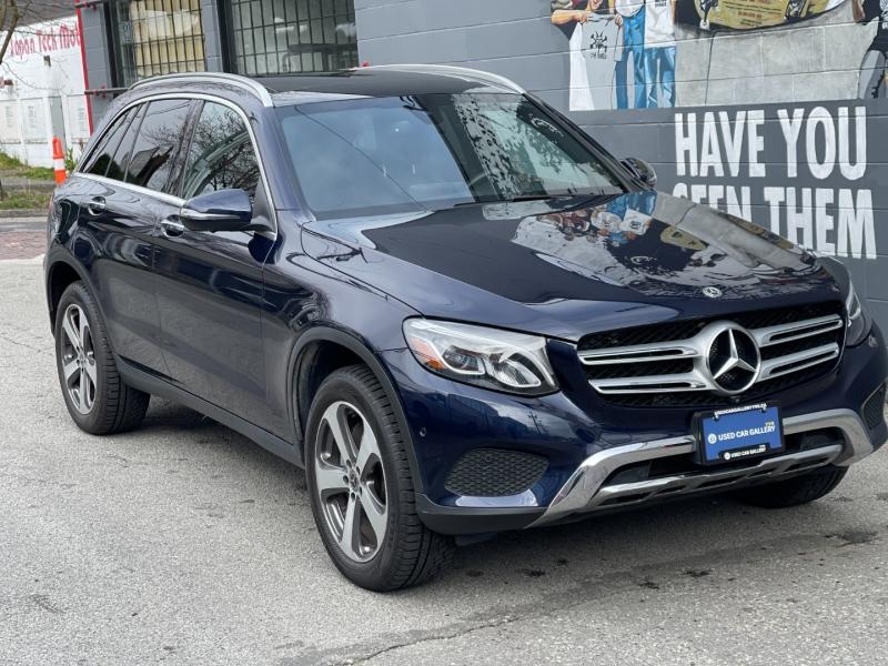 Mercedes-Benz GLC-Class 2018 price $36,895