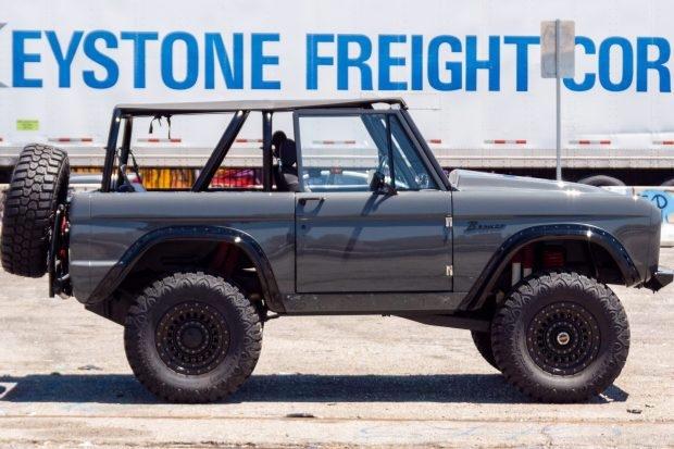 Ford Bronco 1968 price $129,985