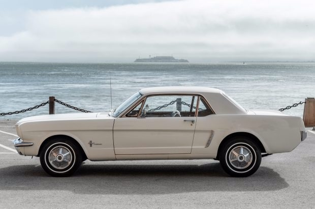 Ford Mustang 1965 price $42,895