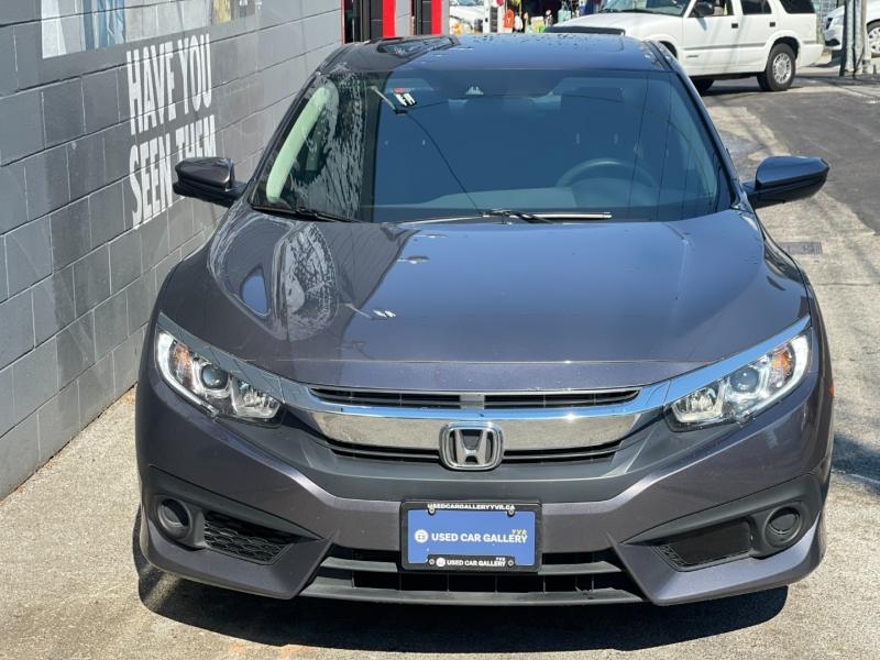 Honda Civic 2017 price $16,895