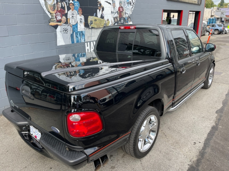 Ford F-150 2001 price $32,895