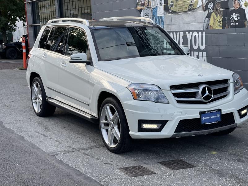 Mercedes-Benz GLK-Class 2011 price $16,895