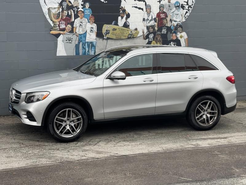 Mercedes-Benz GLC-Class 2017 price $36,895