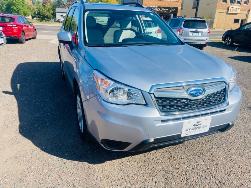 Subaru Forester 2015 price $14,000