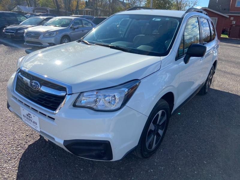 Subaru Forester 2018 price $17,200