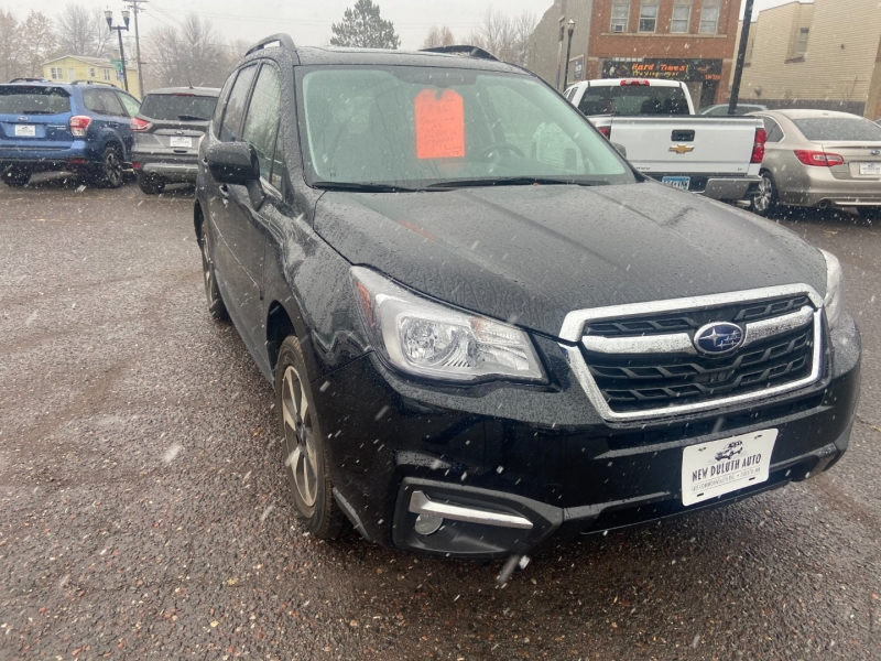Subaru Forester 2017 price $19,200