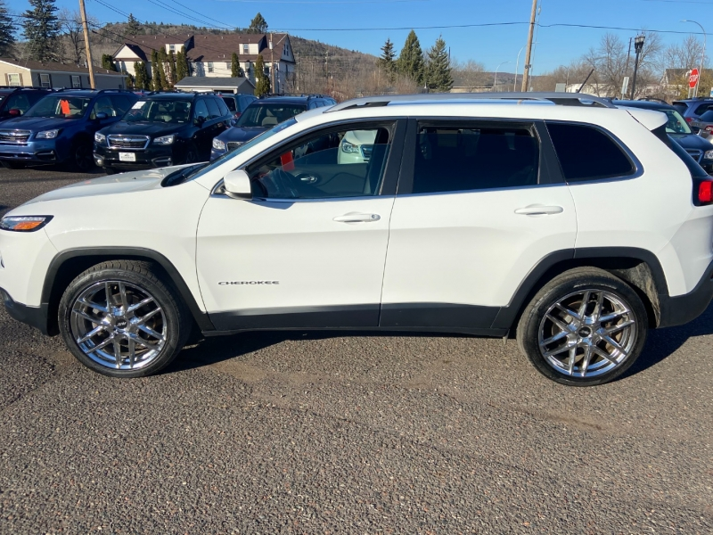 Jeep Cherokee 2016 price $13,999