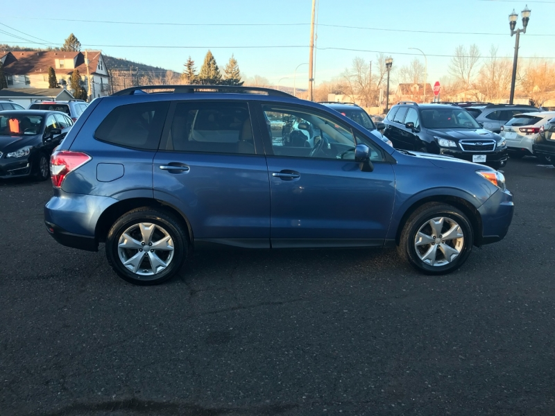 Subaru Forester 2016 price $15,200