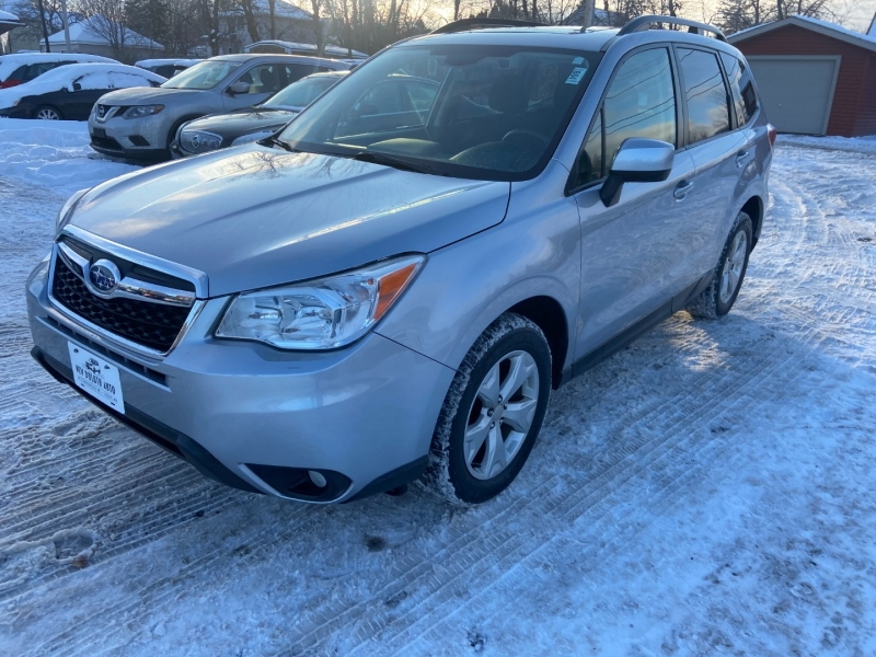 Subaru Forester 2015 price $12,500