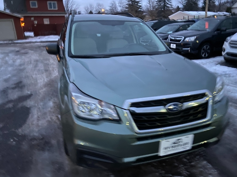 Subaru Forester 2018 price $16,999