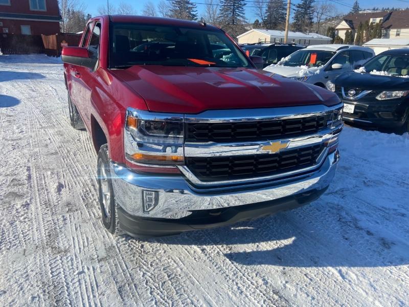 Chevrolet Silverado 1500 2018 price $27,900