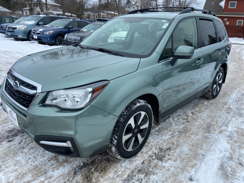 Subaru Forester 2017 price $18,999