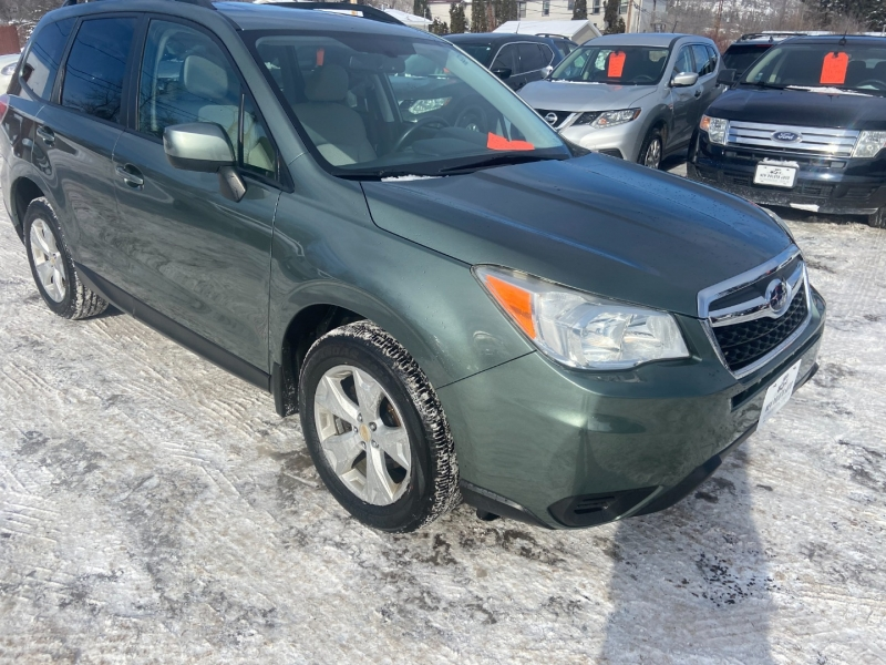 Subaru Forester 2014 price $11,900