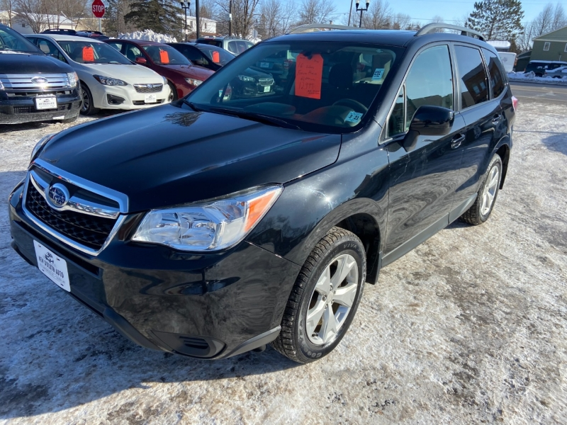 Subaru Forester 2016 price $11,999