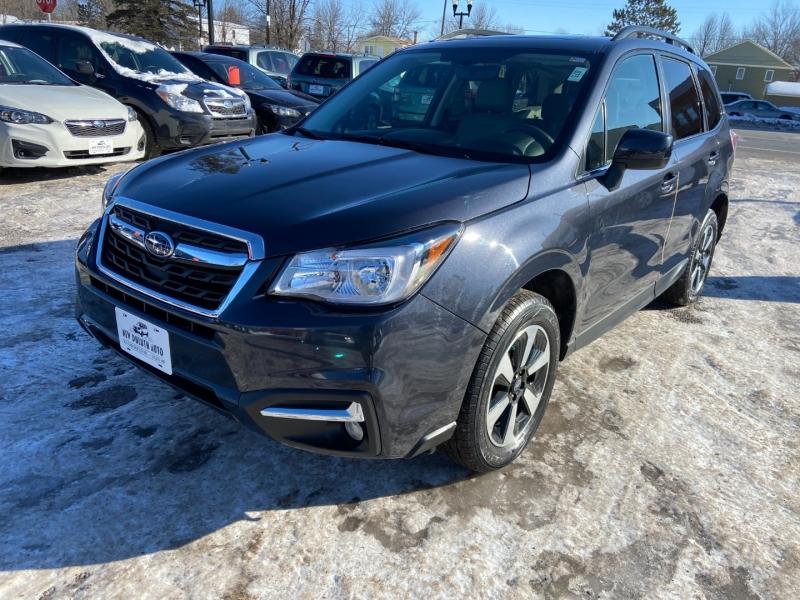 Subaru Forester 2017 price $16,900