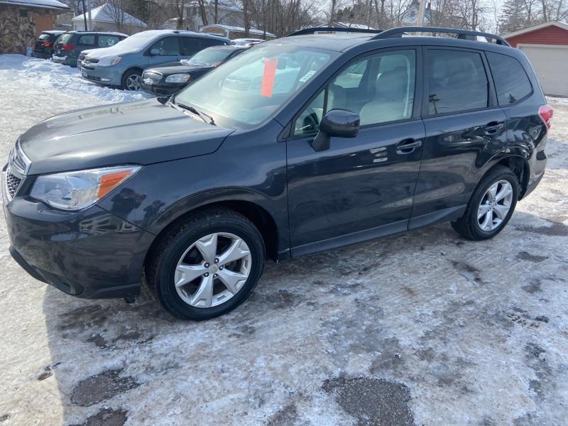 Subaru Forester 2015 price $14,000