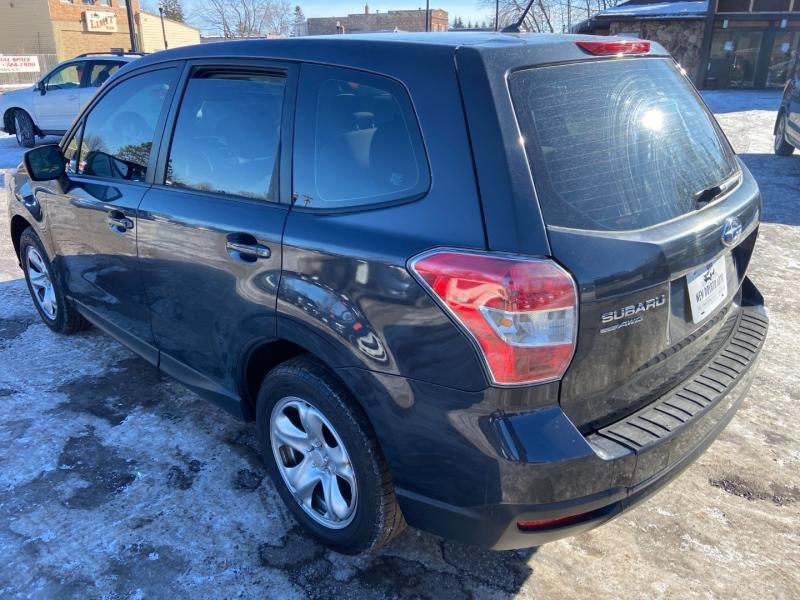 Subaru Forester 2015 price $13,999