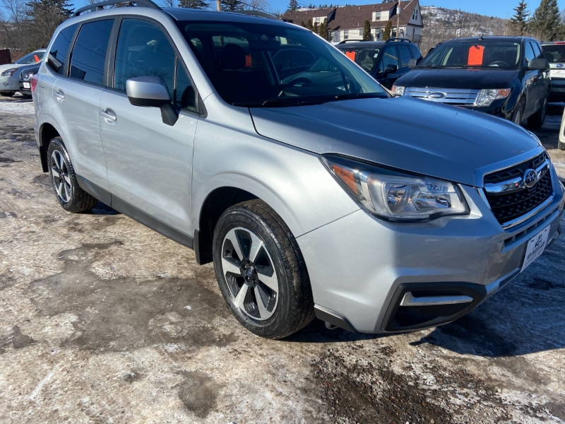 Subaru Forester 2018 price $17,999