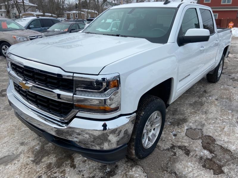 Chevrolet Silverado 1500 2018 price $29,999