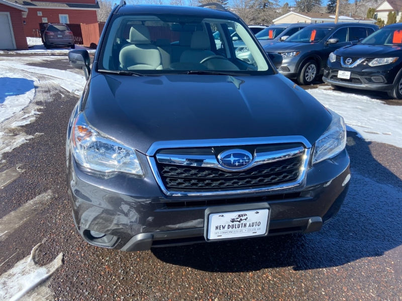 Subaru Forester 2015 price $12,999