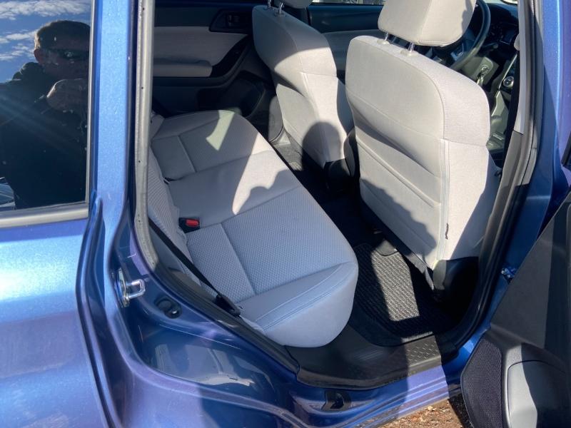 Subaru Forester 2018 price $17,999
