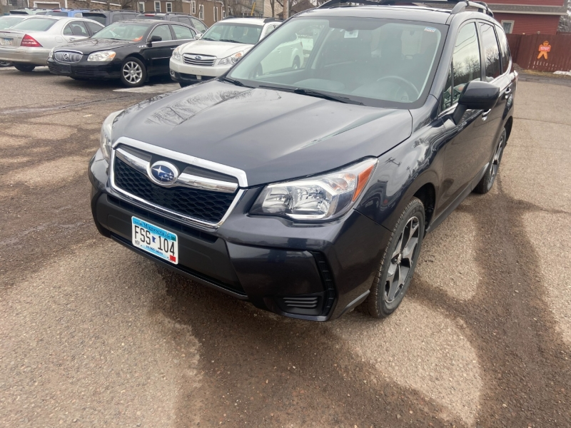 Subaru Forester 2015 price $13,999