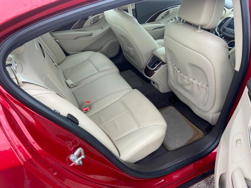 Buick LaCrosse 2014 price $14,250