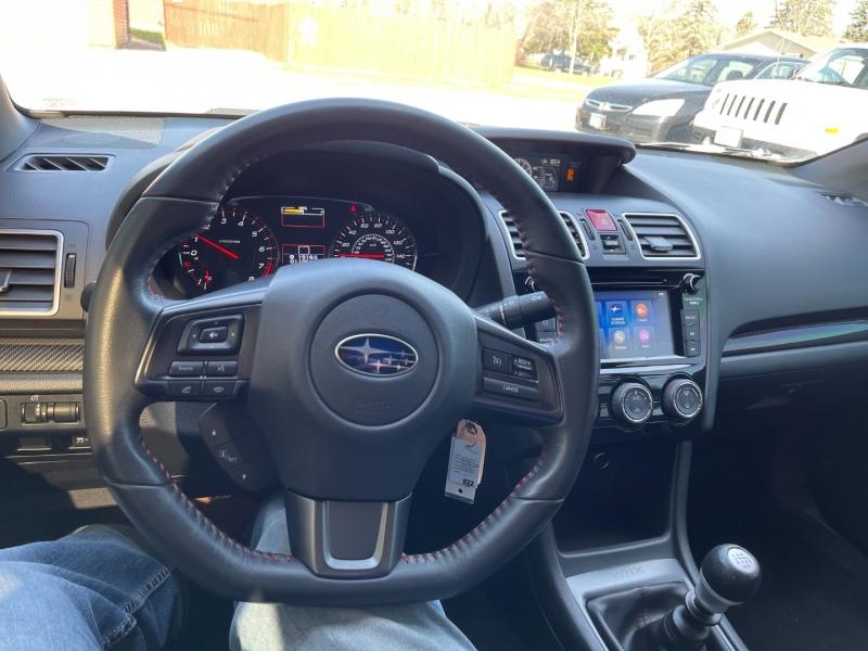 Subaru WRX 2019 price $20,000