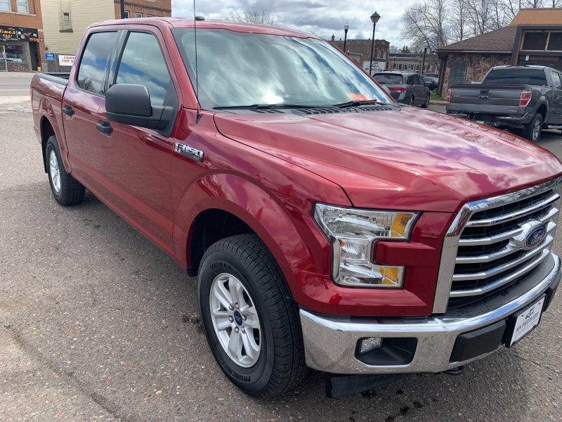 Ford F-150 2017 price $27,999